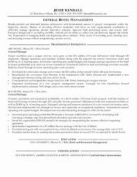 resume format sle for experienced glass 59 beautiful pictures of resume format hotel management resume