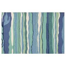rugs harbor lagoon striped indoor outdoor rug