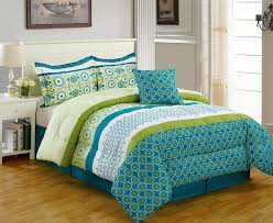 Aqua Bedspread Multi Floral Comforters U2013 Ease Bedding With Style
