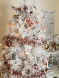 White Christmas Tree Decorated Kate Spade Christmas Bright Christmas Pinterest Beautiful