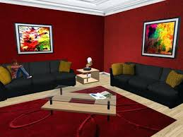 red and black living room set red and black living room red gray and black living rooms gray red