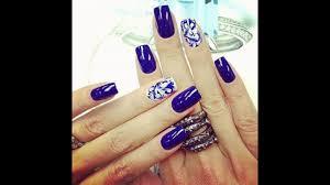 uas de gelish decoradas mejores ideas sobre uñas decoradas con gelish youtube
