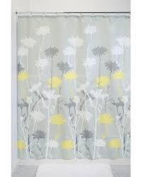 84 Inch Fabric Shower Curtain Snag This Sale 20 Interdesign Daizy Fabric Shower