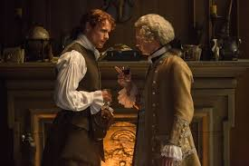 outlander u0027 q u0026a andrew gower on playing bonnie prince charlie