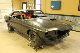 mustang restoration project for sale 1969 ford mustang fastback mach 1 project car 351w rotisserie