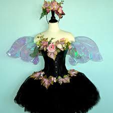 Garden Fairy Halloween Costume Fairy Costume Moonlit Garden Faerie Fairy Costume