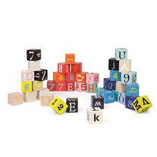 Cuisine Bois Enfant Janod by Janod Kubix 40 Cubes Lettres Chiffres Achat Vente Cube éveil