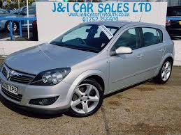vauxhall astra 1 9 sri cdti 5d 150 bhp a great example inside and