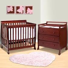 Mini Cribs With Changing Table Cribs With Changing Table Cribs Cribs Changing Table Combo