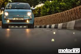 lexus uae dubizzle 2012 fiat 500 convertible review motoring middle east car news
