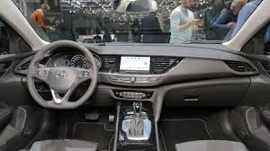 opel insignia 2017 inside production start for opel flagship the new insignia dailyautomation