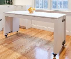 mobile kitchen island plans best 25 portable kitchen island ideas on movable within
