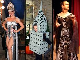 Couture Halloween Costumes Building Collector Architecture Halloween Costumes