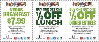 restaurant discounts kahunaville restaurant bar dining discount coupons las vegas