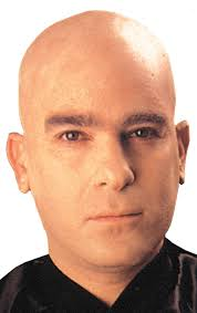 bald man halloween mask natural prosthetics woochie bald cap flesh costume accessory