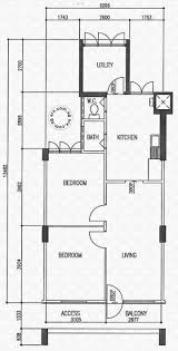 floor plans for holland close hdb details srx property