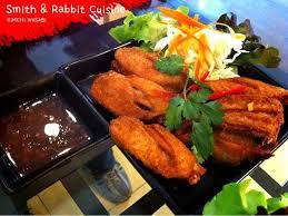 smith cuisine ร ป ร าน smith rabbit cuisine ส ข มว ท 12 wongnai