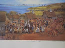 historic commissions the thanksgiving 1621 america the