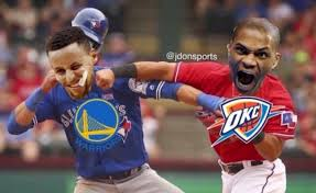 Okc Memes - total pro sports internet reacts to okc s game 1 win over warriors