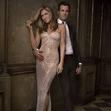 aniston wedding dress in just go with it aniston and justin theroux s top secret wedding all the