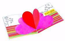 3d pop up heart card 656026 sizzix bigz xl die ebay