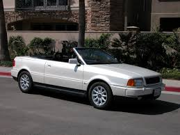 1996 audi cabriolet photos and wallpapers trueautosite