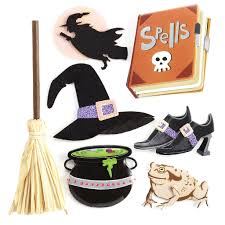 halloween witch crafts jolee u0027s boutique witch stickers