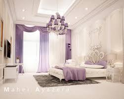 bedroom new classic scene on behance