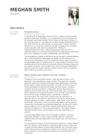 paraprofessional resume samples visualcv resume samples database