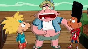 wait you guys this is why why helga from hey arnold has a unibrow