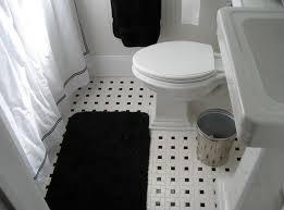 vintage black and white bathroom ideas black and white subway tile vintage style vintage bathroom