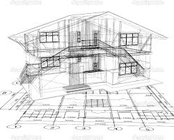 blueprints of house architecture blue prints u2013 modern house