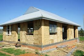 technology house latest technology in straw bale home construction comes to