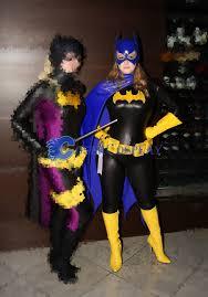 Batgirl Halloween Costumes Batgirl Cosplay Costume Blue Cape Cosercosplay