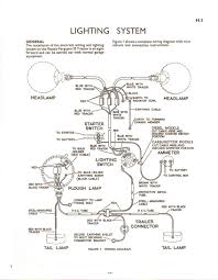 for to 35 tractor wiring diagram tractor generator wiring diagram