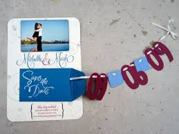diy save the dates miss duckling s diy save the dates weddingbee photo gallery