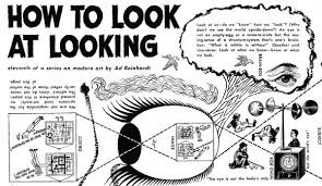 Looking For A Artist How To Look At Ad Reinhardt The Cartoonist Who Was A Artist