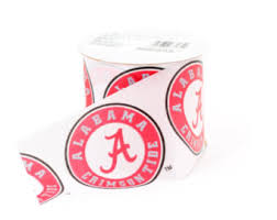 alabama ribbon alabama ribbon etsy