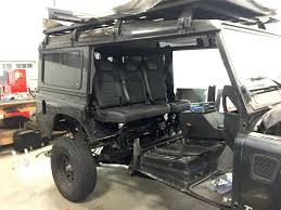 land rover defender interior 2000 land rover defender 110 td5 nas row the land rover