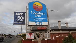 Comfort Inn Free Wifi Invercargill Motel Accommodation Comfort Inn Tayesta Motels