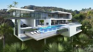 modern mansions two modern mansions on sunset plaza drive in la by ameen ayoub
