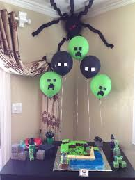 Minecraft Party Centerpieces by The 25 Best Minecraft Party Decorations Ideas On Pinterest