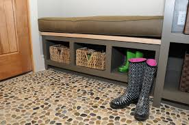 best mudroom flooring style mudroom flooring ideas three