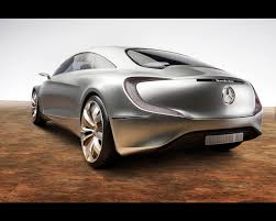 mercedes f series f 125 in fuel cell range extended electric research