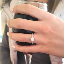 amazing engagement rings the best engagement ring selfie pictures brides