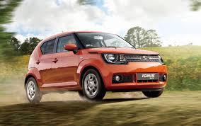 Suzuki Ignis Interior 2017 Suzuki Ignis Now On Sale In Australia From 15 990