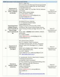 Vet Assistant Resume Home Envis Centre Arunachal Pradesh Status Of Environment