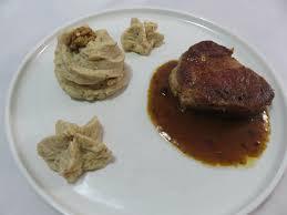 une mousseline en cuisine mousseline de pommes de terre rattes aux noix le palais des saveurs
