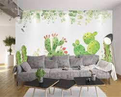 interior wallpapers for home custom children s room interior wallpaper for walls 3d watercolor