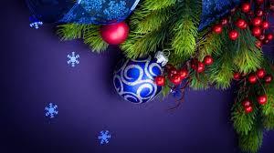 christmas greeting wallpaper walldevil best free hd desktop blue